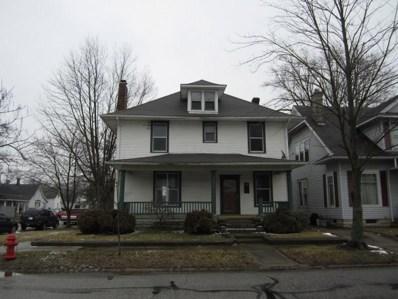 732 N Perkins Street, Rushville, IN 46173 - #: 21619965
