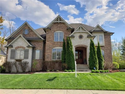 14923 Silent Bluff Court, Fishers, IN 46037 - #: 21619987