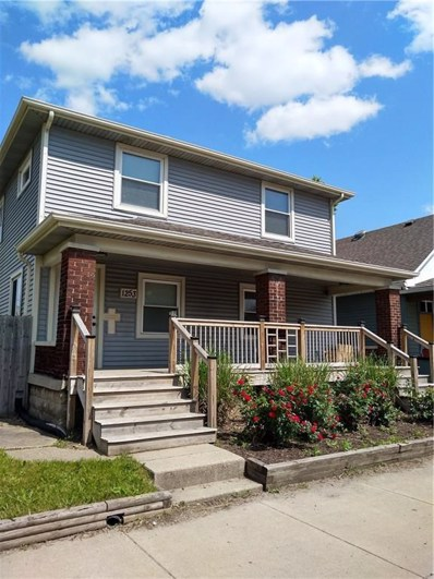 1253 S East Street, Indianapolis, IN 46225 - #: 21620011