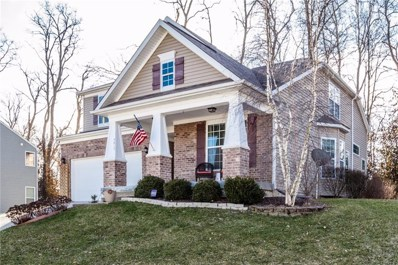 4817 Ladywood Bluff Drive, Indianapolis, IN 46226 - #: 21620019