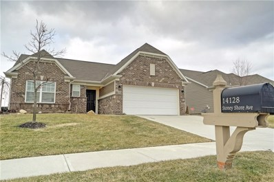 14128 Stoney Shore Avenue, McCordsville, IN 46055 - #: 21622096