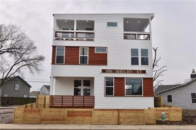 806 Shelby Street, Indianapolis, IN 46203 - #: 21622254