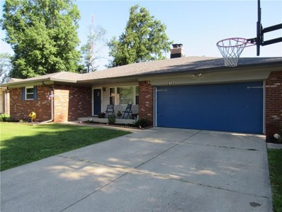 8704 E Skyway Drive, Indianapolis, IN 46219 - #: 21622280