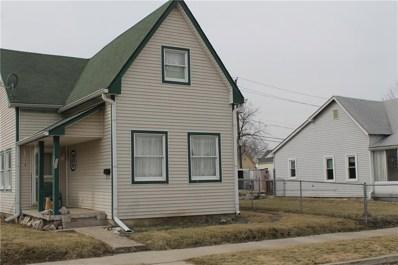202 N Reisner Street, Indianapolis, IN 46222 - #: 21622287
