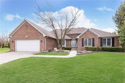 10410 Woods Edge Drive, Fishers, IN 46037 - #: 21622403