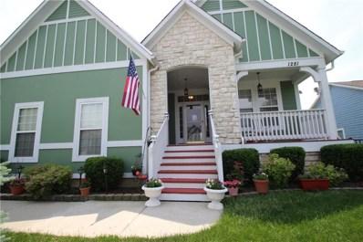 1281 Terrace Manor, Greenwood, IN 46143 - MLS#: 21622570