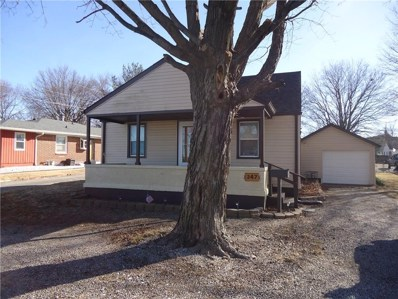347 Emma Street, Franklin, IN 46131 - #: 21622626