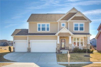 7715 Eagle Point Circle, Zionsville, IN 46077 - #: 21622654