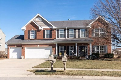 12853 Broncos Drive, Fishers, IN 46037 - #: 21622787