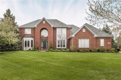 4828 Snowberry Bay Court, Carmel, IN 46033 - #: 21622858