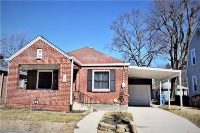 712 E 53rd Street, Indianapolis, IN 46220 - #: 21622987