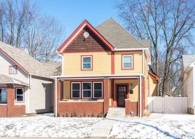 1121 N Rural Street, Indianapolis, IN 46201 - #: 21623005