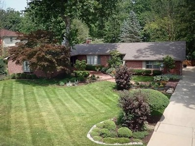 6717 Creekside Lane, Indianapolis, IN 46220 - #: 21623050