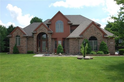 1163 N Creekview Drive, Greenfield, IN 46140 - #: 21623051