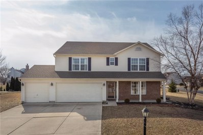19342 Snap Dragon Court, Noblesville, IN 46060 - #: 21623065