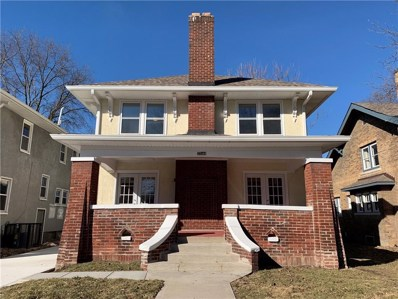 3544 N Guilford Avenue, Indianapolis, IN 46205 - #: 21623173