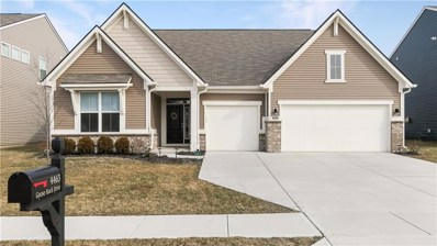 4463 Goose Rock Drive, Indianapolis, IN 46239 - #: 21623296