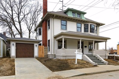 412 E 21st Street, Indianapolis, IN 46202 - #: 21623410