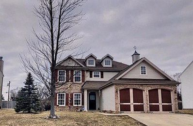 4410 Southport Trace Drive, Indianapolis, IN 46237 - #: 21623704