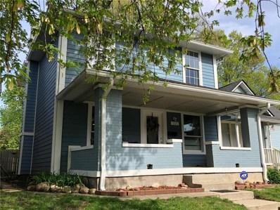 1525 Linden Street, Indianapolis, IN 46203 - MLS#: 21623711