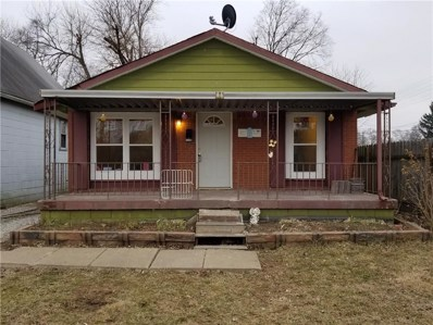 1170 N Concord Street, Indianapolis, IN 46222 - #: 21623718