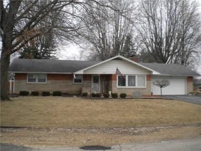 1405 Durham Drive, Crawfordsville, IN 47933 - #: 21623765