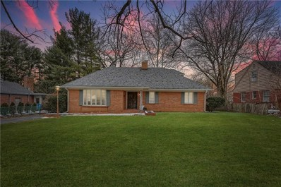 717 E 70TH Place, Indianapolis, IN 46220 - #: 21623857