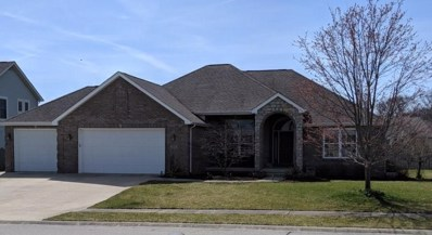 2861 Bluebell Court W, Columbus, IN 47201 - #: 21623891