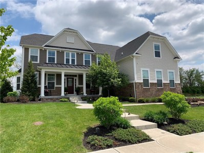 16854 Rosetree Court, Noblesville, IN 46062 - #: 21623900