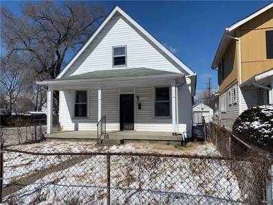 718 W 26th Street, Indianapolis, IN 46208 - #: 21624068