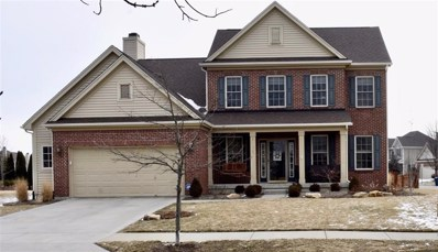12475 Goodloe Drive, Fishers, IN 46037 - #: 21624117