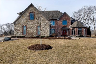 1592 S Silver Shadow Circle, Greenfield, IN 46140 - #: 21624194