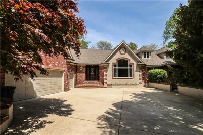 5533 Bay Landing Court, Indianapolis, IN 46254 - #: 21624232