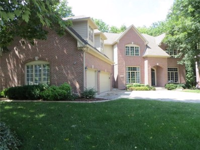 9756 Woodlands Drive, Fishers, IN 46037 - #: 21624253