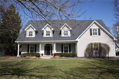 10502 Chestnut Hill Circle, Fishers, IN 46037 - #: 21624265