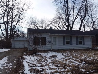 3550 Brewer Drive, Indianapolis, IN 46222 - #: 21625438