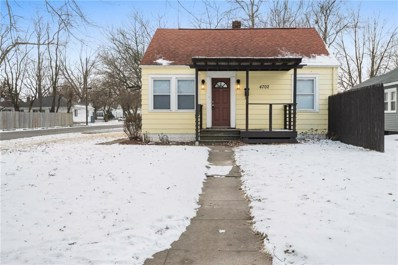4702 Norwaldo Avenue, Indianapolis, IN 46205 - MLS#: 21625477