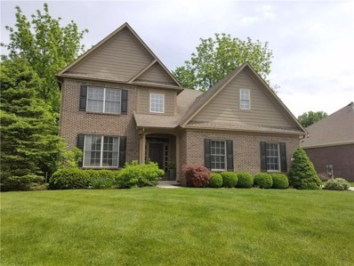 7106 Scarlet Oak Court, Noblesville, IN 46062 - #: 21625541