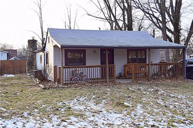 1606 S Whittier Place, Indianapolis, IN 46203 - #: 21625602