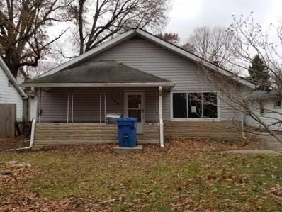163 Tippecanoe Drive, Noblesville, IN 46062 - #: 21625697