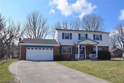 7508 Radburn Circle, Indianapolis, IN 46214 - #: 21625724