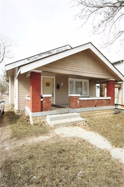 1142 N Holmes Avenue, Indianapolis, IN 46222 - #: 21625742