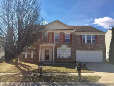 9813 Hidden Hills Lane, Indianapolis, IN 46234 - MLS#: 21625763