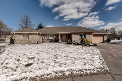7625 Teasel Court, Indianapolis, IN 46237 - #: 21625769