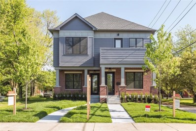 648 E 13th Street, Indianapolis, IN 46202 - #: 21625845