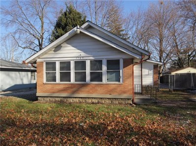 1509 Manhattan Avenue, Indianapolis, IN 46241 - #: 21625848