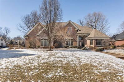 11900 Dubarry Drive, Carmel, IN 46033 - #: 21625947