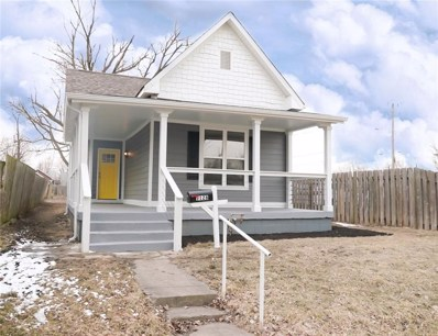 1128 S State Avenue, Indianapolis, IN 46203 - #: 21625957