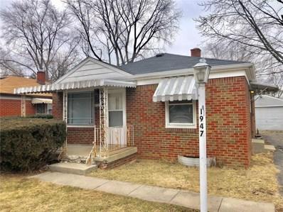 1947 N Alton Avenue, Indianapolis, IN 46222 - #: 21625959