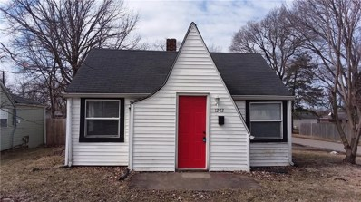 1202 S Chester Avenue, Indianapolis, IN 46203 - #: 21625993